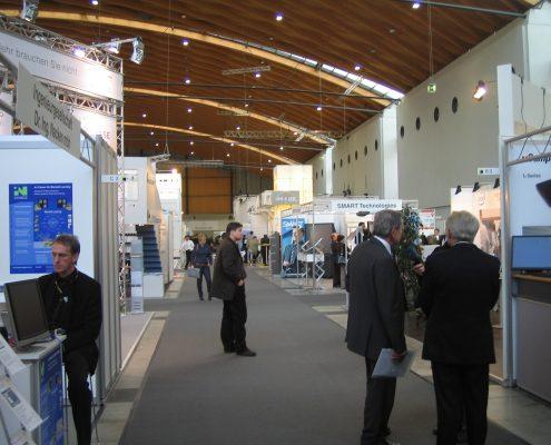 Besucher bei Learntec 2008