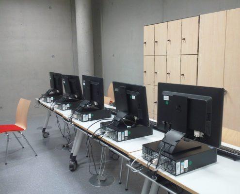 Bild von unserem Schulungsraum in Heidelberg