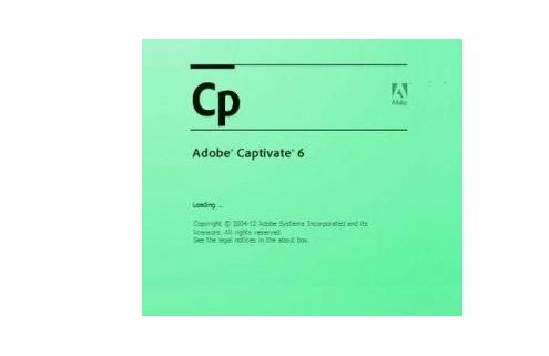 Adobe Captivate 6 Startfunktion