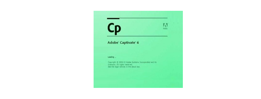 Adobe Captivate 6 Startfunktion