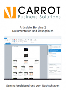 Articulate Storyline 2 Handbuch