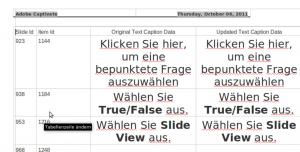 So können Sie Ihre E-Learning-Projekte mit Adobe Captivate in weitere Sprachen übersetzen und lokalisieren | Bild 1