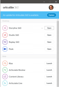 Articulate 360 | Die neue E-Learning Cloud