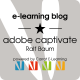 Der E-Learning Authoring Tool Blog von Ralf Baum | Adobe Captivate