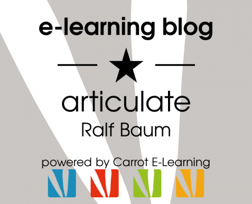 Der E-Learning Authoring Tool Blog von Ralf Baum | Articulate