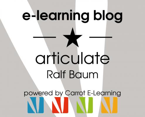 Der E-Learning Authoring Tool Blog von Ralf Baum | Articulate
