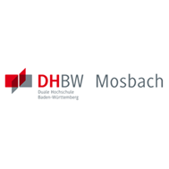 DHBW Mosbach   Referenz von Carrot E-Learning im Bereich E-Learning Academy   Logo