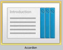 Articulate Engage - Accordion