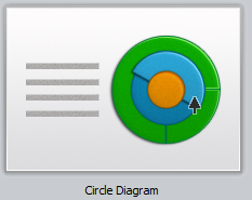 Articulate Engage - Circle Diagram