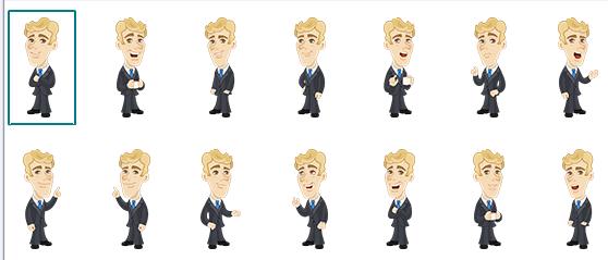 Zeichentrickfiguren in E-Learning - Modul verwenden? - Carrot E-Learning