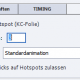 Adobe Captivate - 3 Hotspots einfuegen