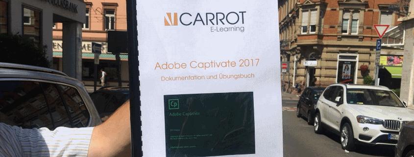 Adobe Captivate 2017 - Handbuch veröffentlicht