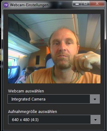 Articulate Replay Webcam