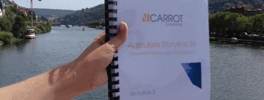 Handbuch Articulate Storyline 3 in deutscher Sprache