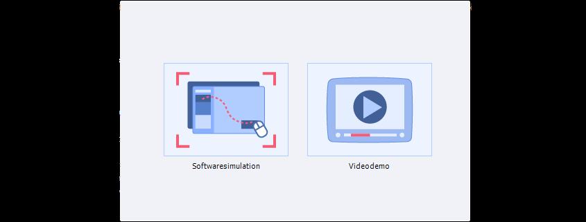 Adobe Captivate - Systemsimulation oder Videodemo