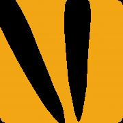 Das orangene Logo von Carrot E-Learning