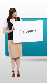 Adobe Captivate Personen - Samantha