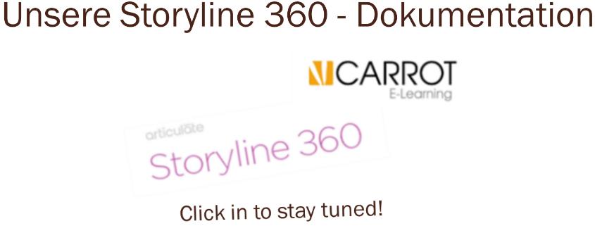 Articulate Storyline 360 - Handbuch Deckblatt