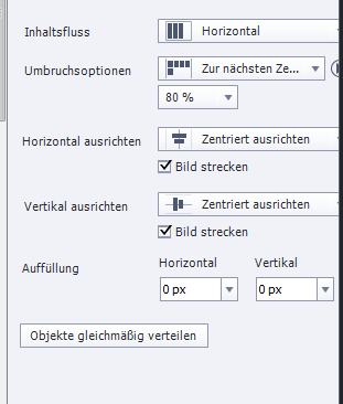 Adobe Captivate - fluide Box