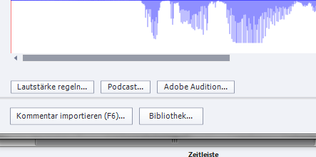 Adobe Captivate - Audio Podcast