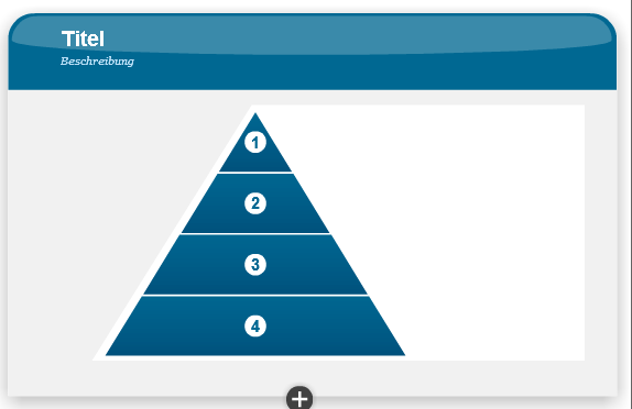 Adobe Presenter - Pyramid Stack Interaktion